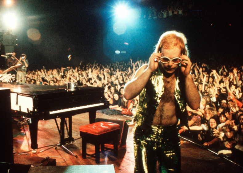 1975: 'Elton John's Greatest Hits' by Elton John