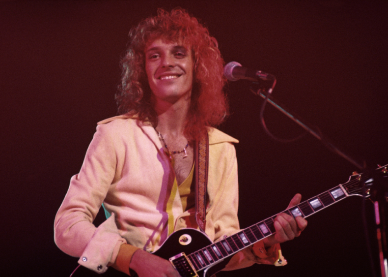 1976: 'Frampton Comes Alive' by Peter Frampton