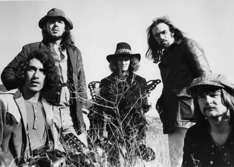 1969: 'In-A-Gadda-Da-Vida' by Iron Butterfly