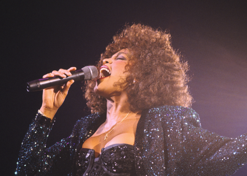 1986:' Whitney Houston' by Whitney Houston