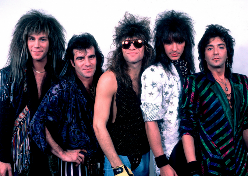 1987: 'Slippery When Wet' by Bon Jovi