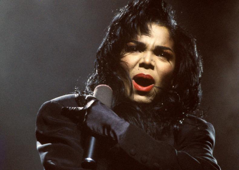 1990: 'Rhythm Nation 1814' by Janet Jackson