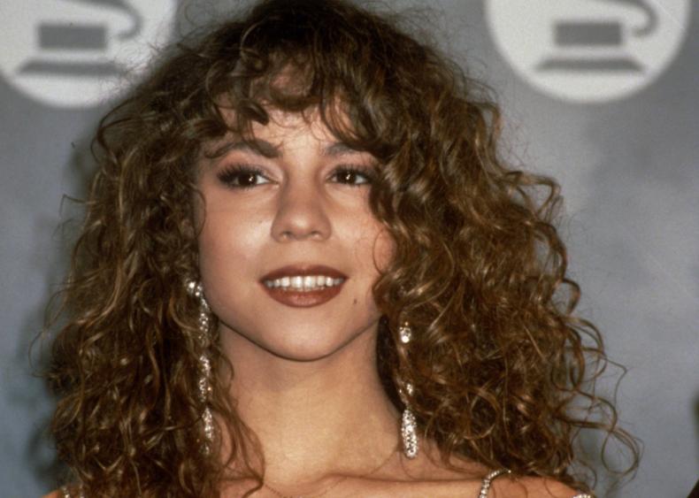 1991: 'Mariah Carey' by Mariah Carey