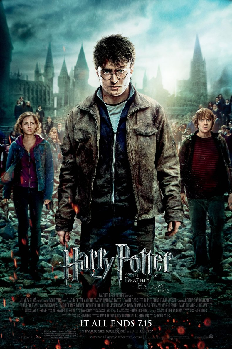 Harry Potter and the Deathly Hallows: Part