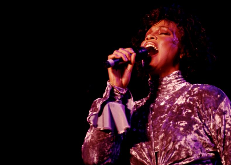1993: 'The Bodyguard' soundtrack by Whitney Houston