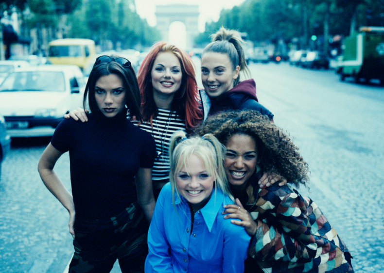 1997: 'Spice' by Spice Girls