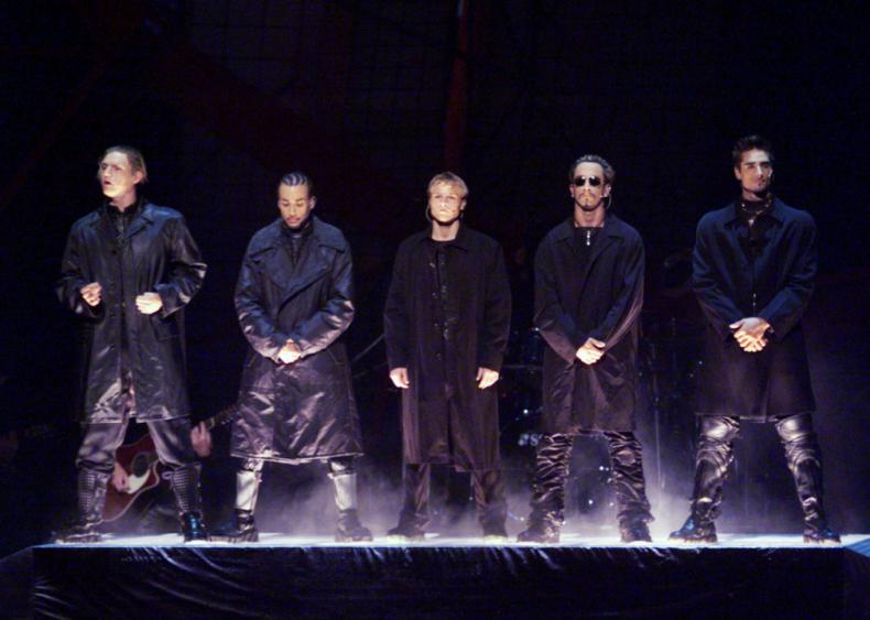 1999: 'Millennium' by Backstreet Boys
