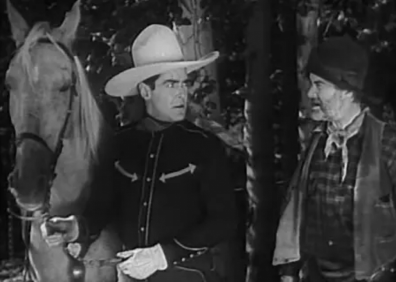 1930: Ken Maynard becomes the first singing cowboy in the film 'Sons of the Saddle'
