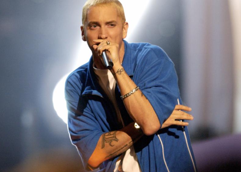 2002: 'The Eminem Show' by Eminem