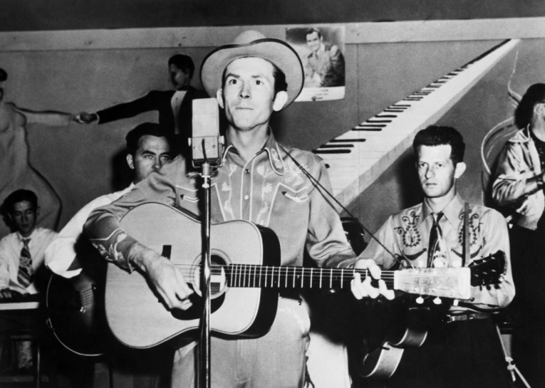 1942: Fred Rose and Roy Acuff found the first Nashville music publisher