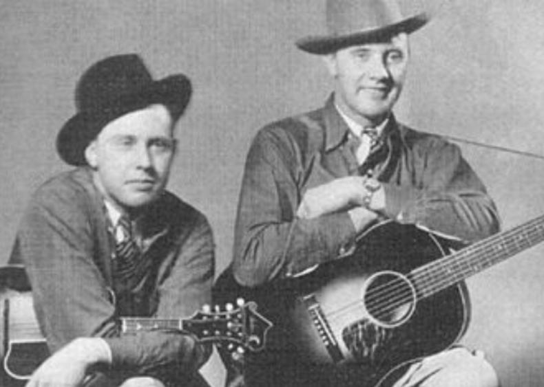 """1945: """"Bluegrass"""" becomes a genre"""