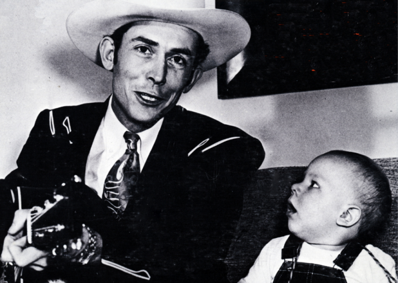 1949: Hank Williams has his first #1 single with 'Lovesick Blues'