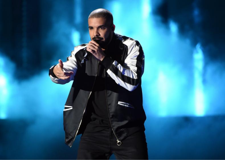 2016: 'Views' by Drake