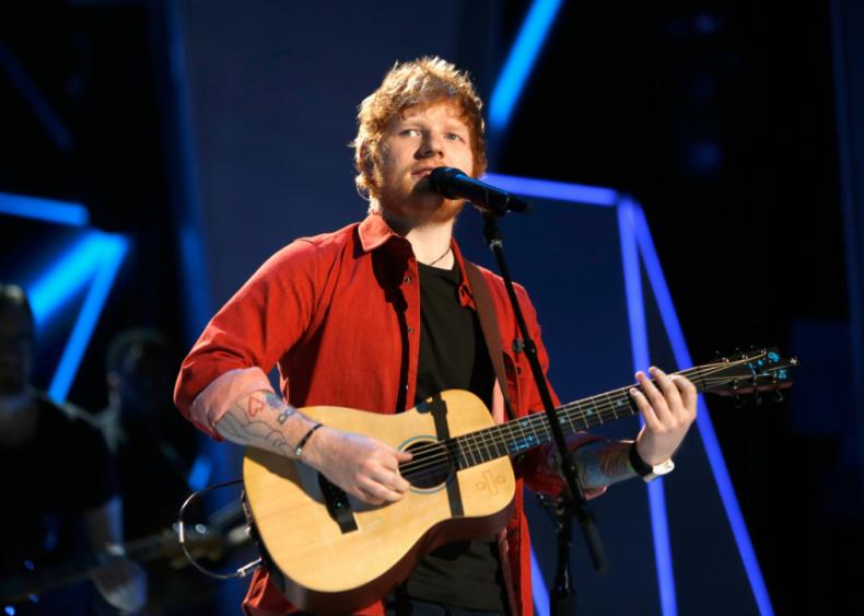 2017: '÷' by Ed Sheeran