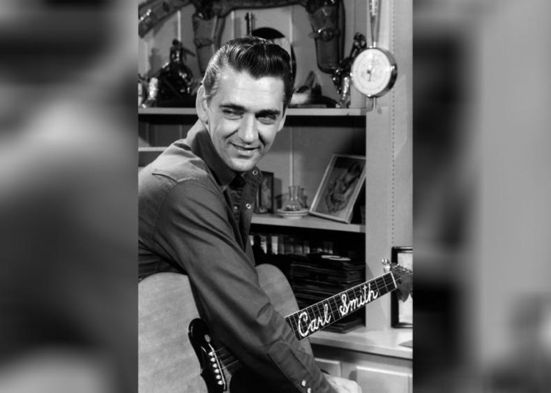 1951: Carl Smith makes his chart debut