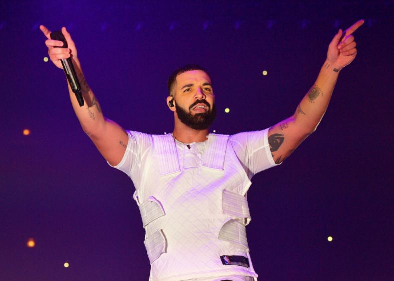 2018: 'Scorpion' by Drake