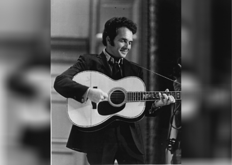 1967: Merle Haggard records 'Sing Me Back Home'