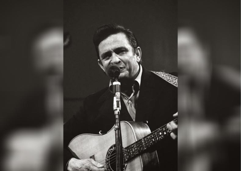 1968: Johnny Cash makes a live album at Folsom Prison