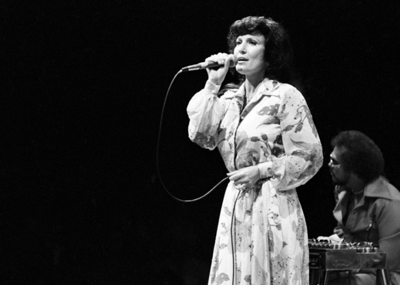 1972: Loretta Lynn becomes the first woman to win Entertainer of the Year at the CMA Awards