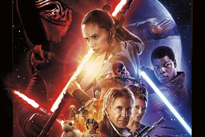 Star Wars: Episode VII - The Force