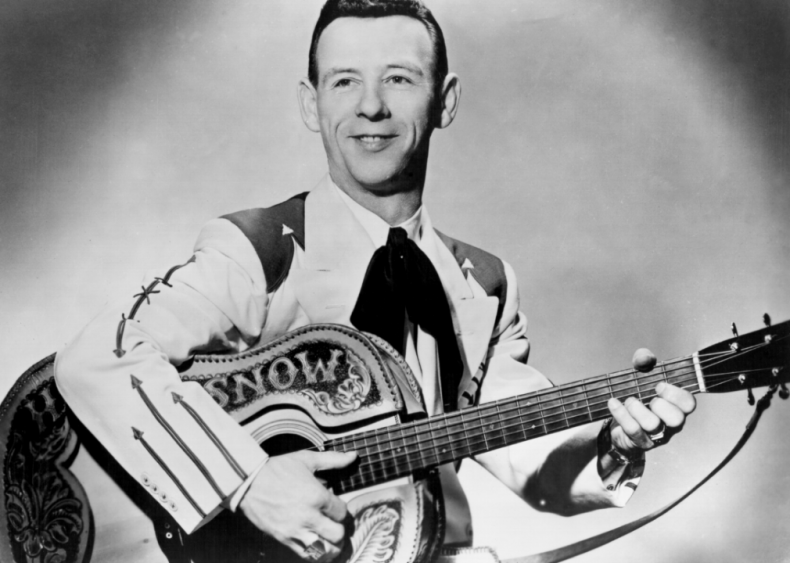 1950: Hank Snow's 'I'm Movin' On' sits at #1 for 21 weeks