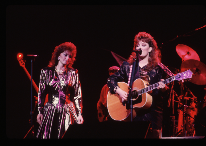 1984: The Judds release their debut album, 'Why Not Me'