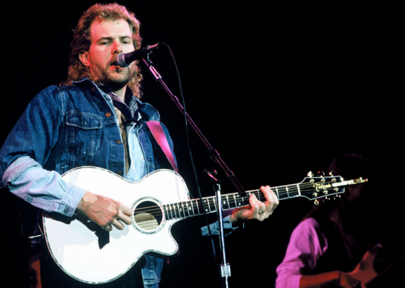 1993: Toby Keith makes his debut
