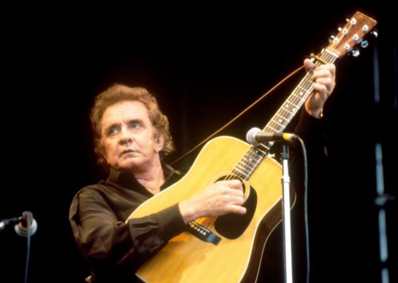 1994: Johnny Cash has his comeback