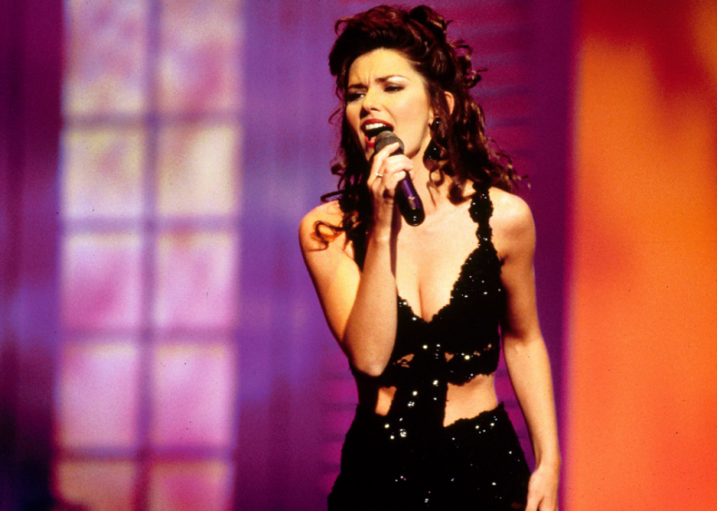 1997: Shania Twain releases 'Come on Over'