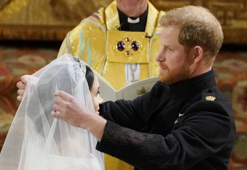 Prince Harry, Meghan Markle Marry