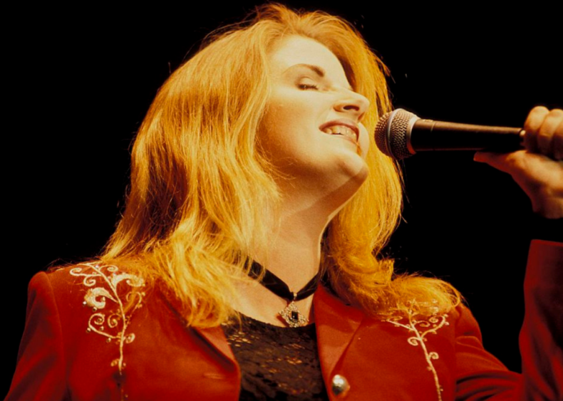 1991: Trisha Yearwood releases her debut single, 'She's in Love with the Boy'