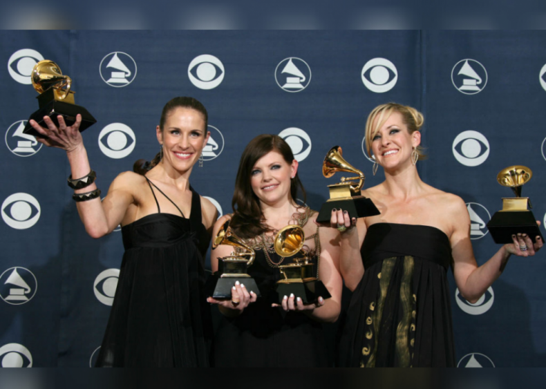 2007: Country music sweeps the Grammy Awards