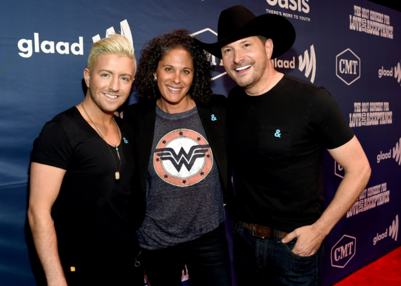 2014: Ty Herndon and Billy Gilman come out as gay