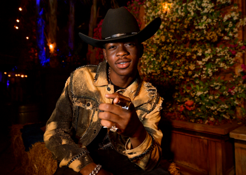 2018: Lil Nas X releases 'Old Town Road'
