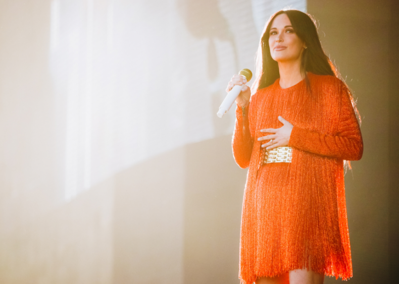 2019: Kacey Musgraves wins Album of the Year at the Grammys