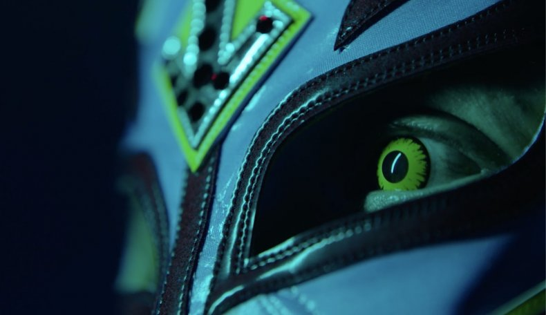 wwe 2k22 rey mysterio teaser trailer