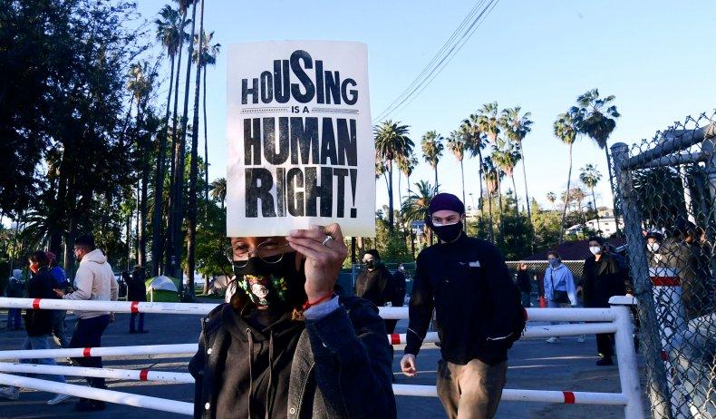 California Homelessness Big City Mayors Funding Housing