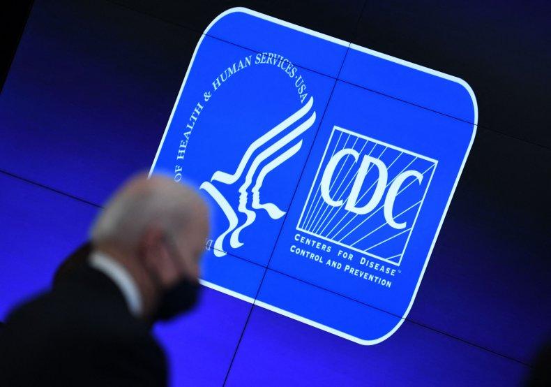 Biden Tours CDC in Atlanta, Georgia