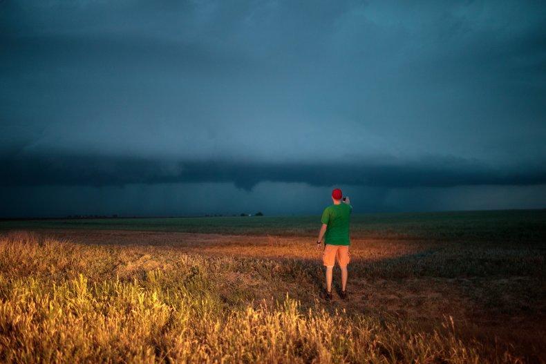 Weather observer Texas,