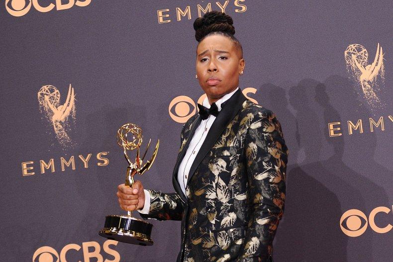 Lena Waithe Emmy Award Them