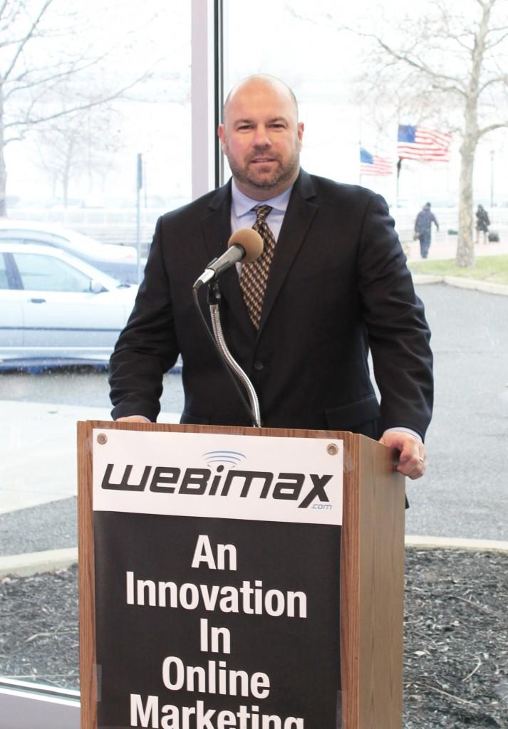 Ken Wisnefski CEO of WebiMax