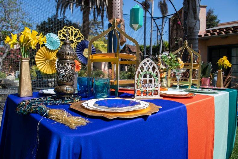 Ramadan and Eid decorations California 2021
