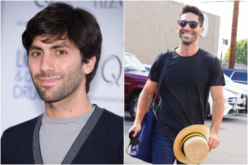 Nev Schulman then and now