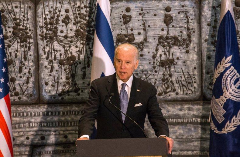 Biden in Israel