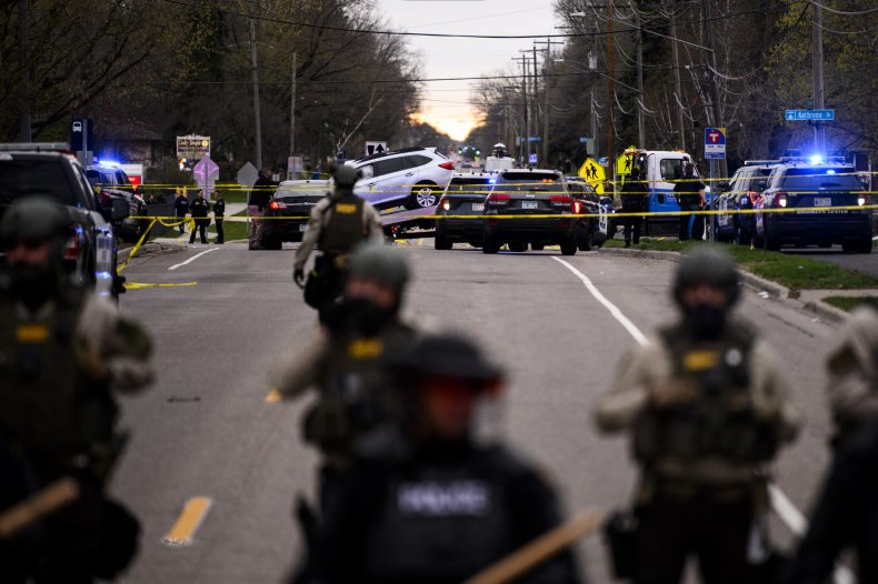daunte wright police shot