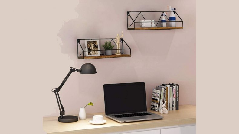 PETAFLOP Floating Shelves