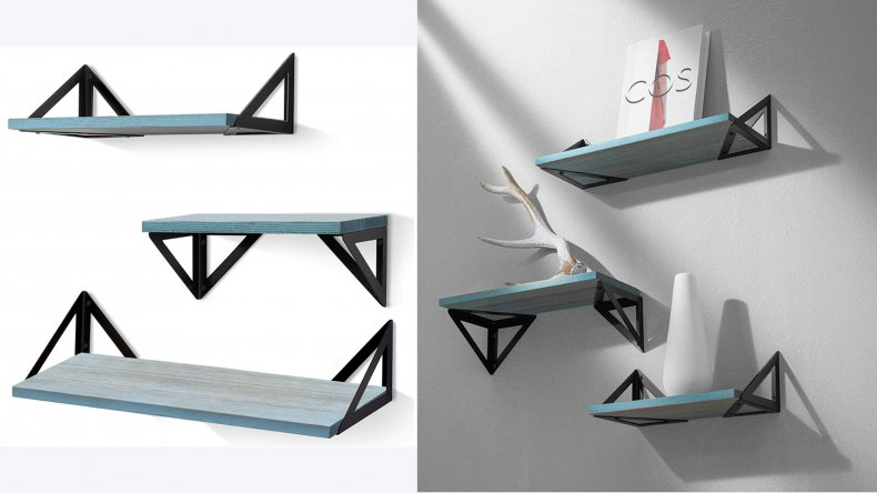 BAYKA Floated Shelves