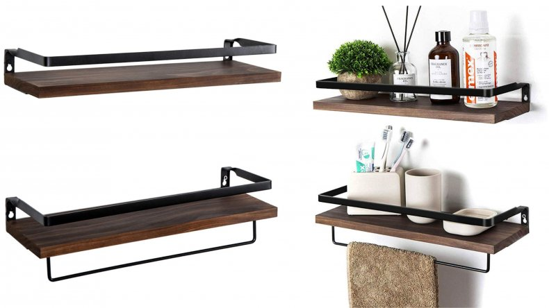 Soduku Floating Shelves