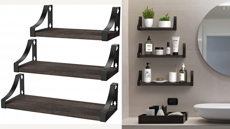 Amada Floating Shelves