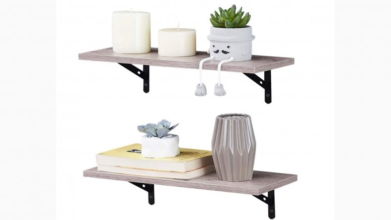 SUPERJARE Floating Shelves